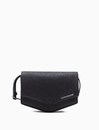 CALVIN KLEIN DIAMOND MINI CROSSBODY BAG