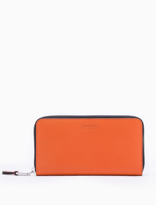 CALVIN KLEIN LONG CONTINENTAL WALLET