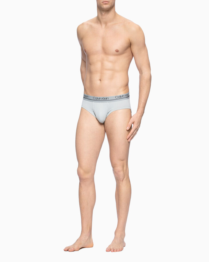 CALVIN KLEIN CK ACTIVE MESH MICRO 低腰三角褲