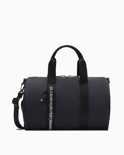 CALVIN KLEIN CINCHED SMALL DUFFLE BAG