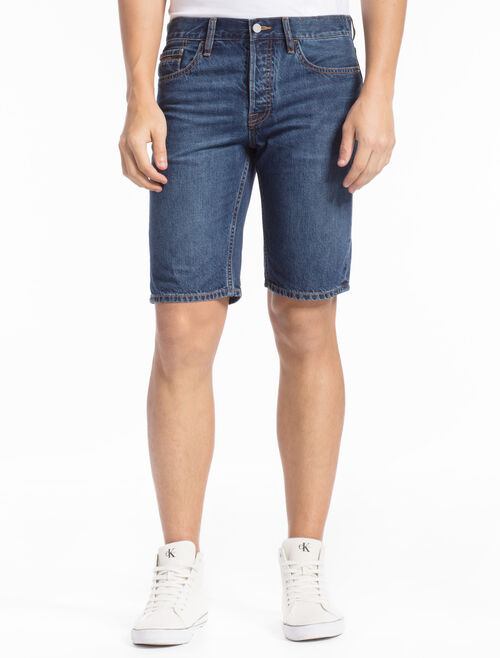 CALVIN KLEIN KANSAI BLUE DENIM SHORTS