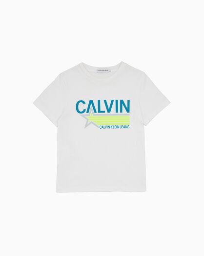 CALVIN KLEIN LOGO 有機棉上衣