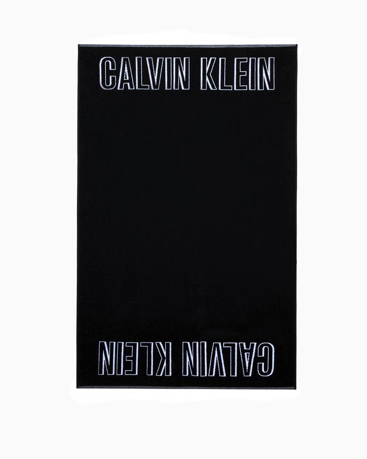CALVIN KLEIN LOGO TOWEL