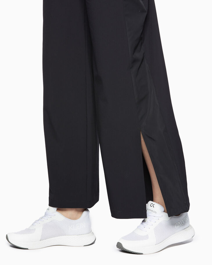 CALVIN KLEIN ACTIVE ICON WIDE LEG PANTS