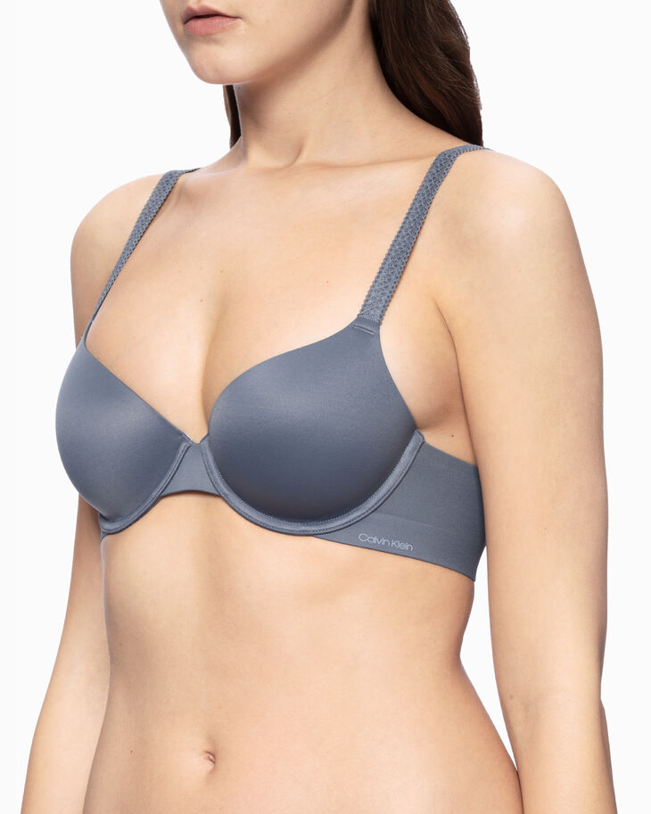 CALVIN KLEIN LIQUID TOUCH LIGHTLY LINED BRA