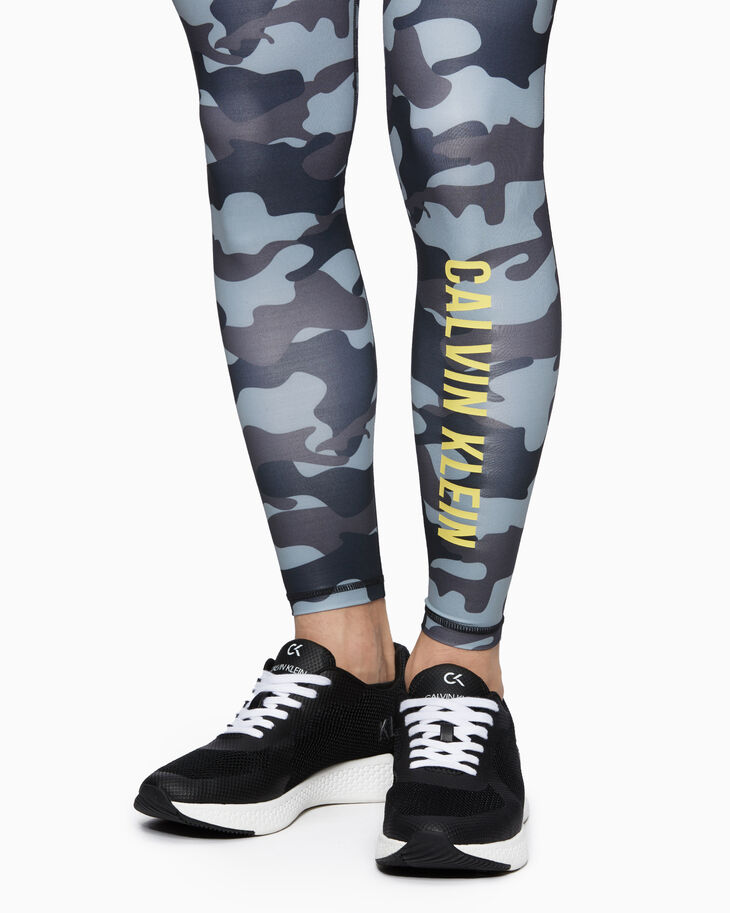 CALVIN KLEIN CAMO COMPRESSION TIGHTS