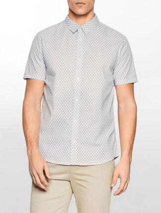 CALVIN KLEIN ウイングス 2 オールオーバープリントシャツ