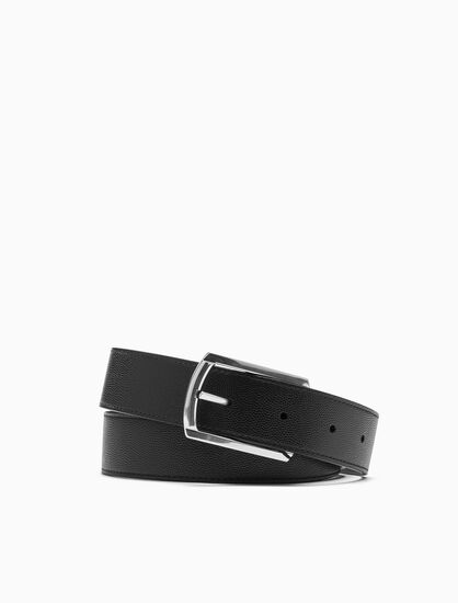 CALVIN KLEIN REVERSIBLE FLIP BUCKLE BELT