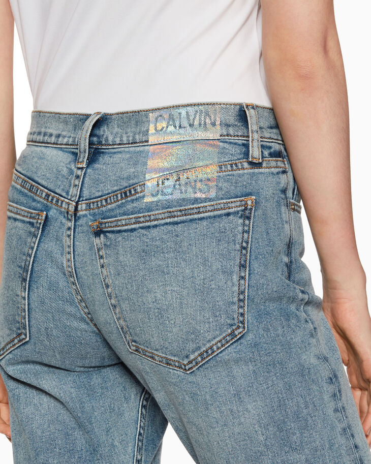 CALVIN KLEIN CNY SPECIAL CKJ 061 ミッドライズボーイズジーンズ