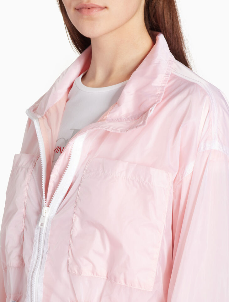 CALVIN KLEIN NYLON WINDBREAKER