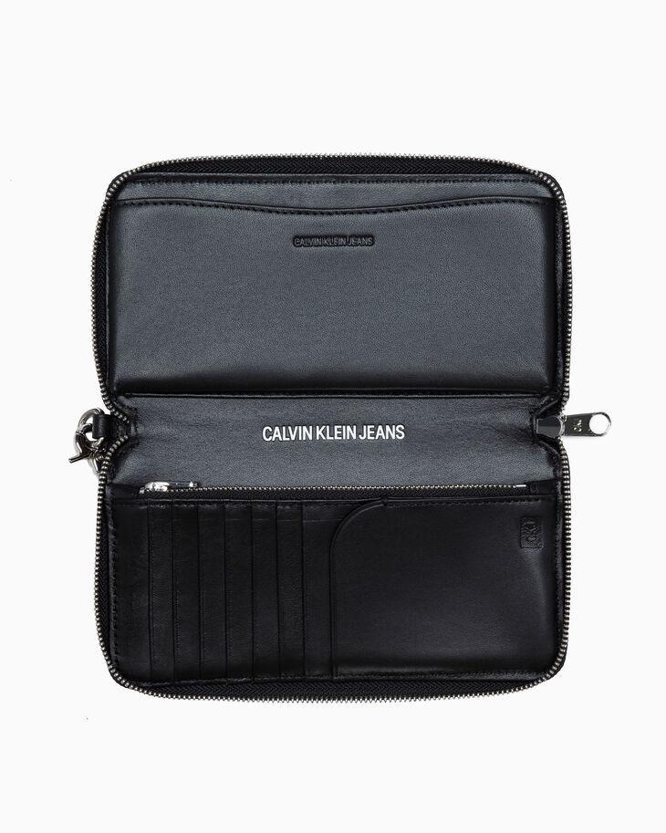 CALVIN KLEIN CKJ BOX OFFICE ZIP AROUND PHONE WALLET