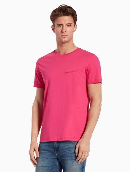 CALVIN KLEIN PREMIUM ウエスタン ポケット T シャツ