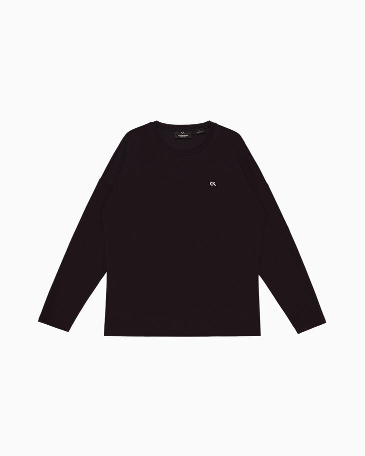 CALVIN KLEIN MODERN SWEAT LONG SLEEVE TEE