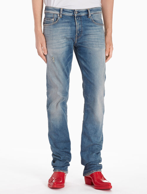 CALVIN KLEIN CKJ 027 MEN WASHED BODY JEANS