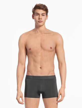 CALVIN KLEIN CK BLACK MICRO LOW RISE TRUNK