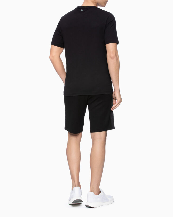 CALVIN KLEIN UTILITY STRONG ロゴ T シャツ