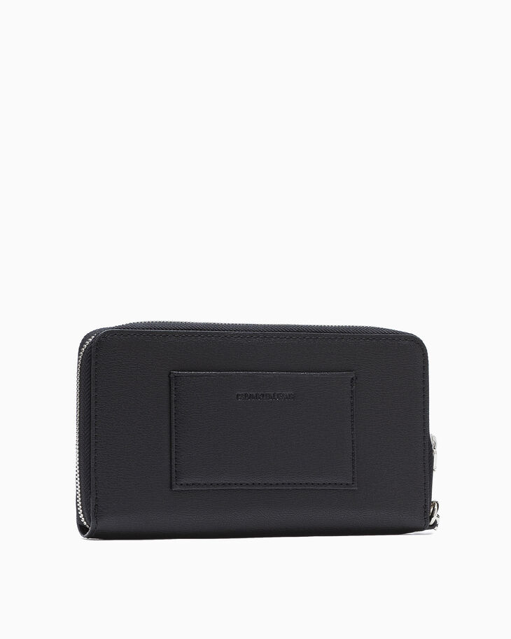 CALVIN KLEIN MONOGRAM PHONE CASE WALLET