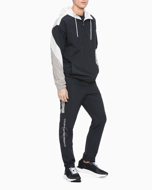 CALVIN KLEIN PERFORMANCE ICON COLOR BLOCK PANTS