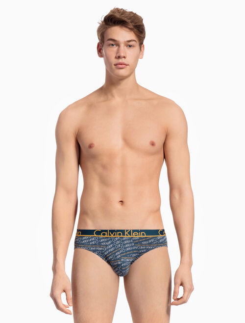 CALVIN KLEIN CK ID COTTON HIPSTER BRIEFS