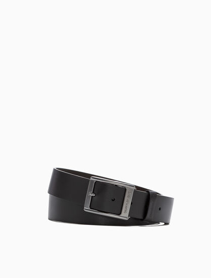 CALVIN KLEIN REVERSIBLE PIN BELT 38MM