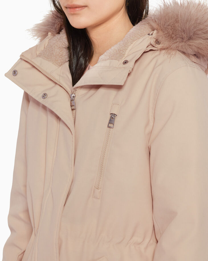 CALVIN KLEIN SHORT DOWN PARKA JACKET