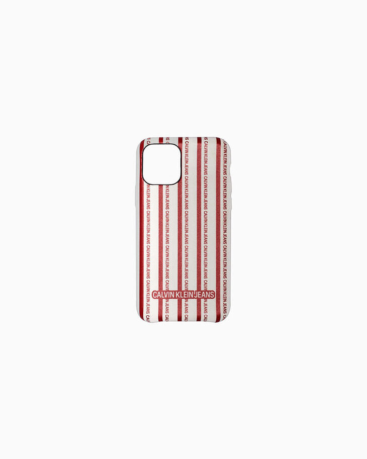 CALVIN KLEIN ALL OVER PRINT IPHONE 11 CASE