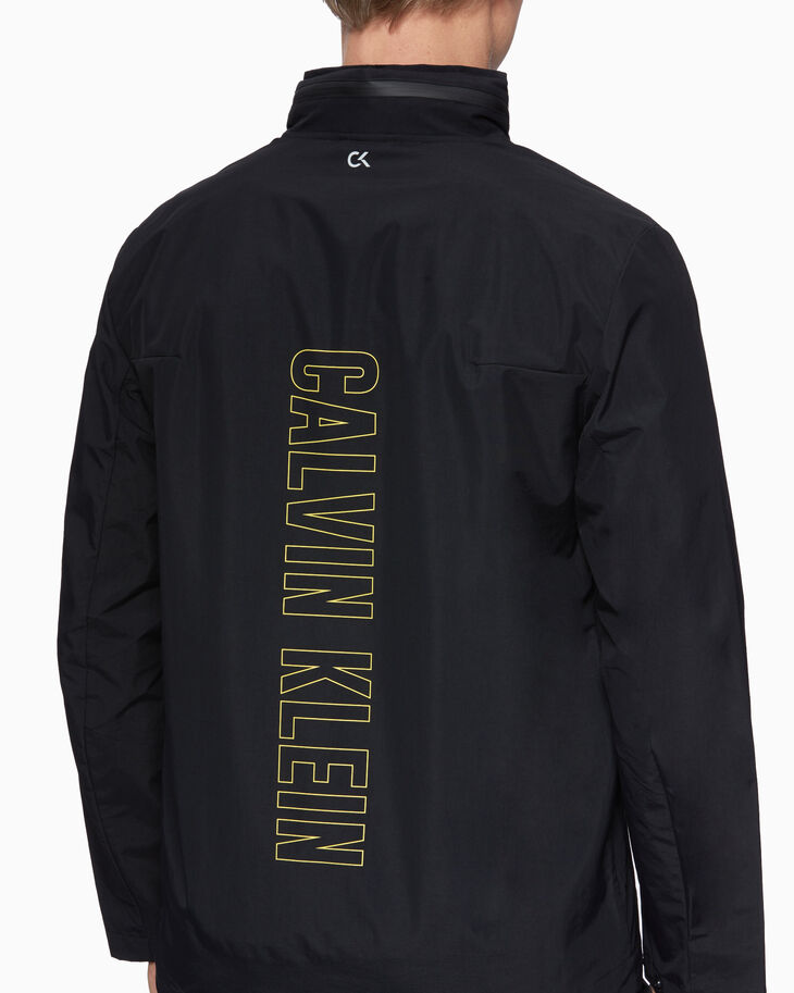 CALVIN KLEIN UTILITY STRONG 37.5 NYLON JACKET