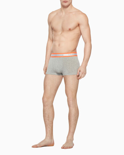 CALVIN KLEIN CK NEON COTTON STRETCH TRUNK
