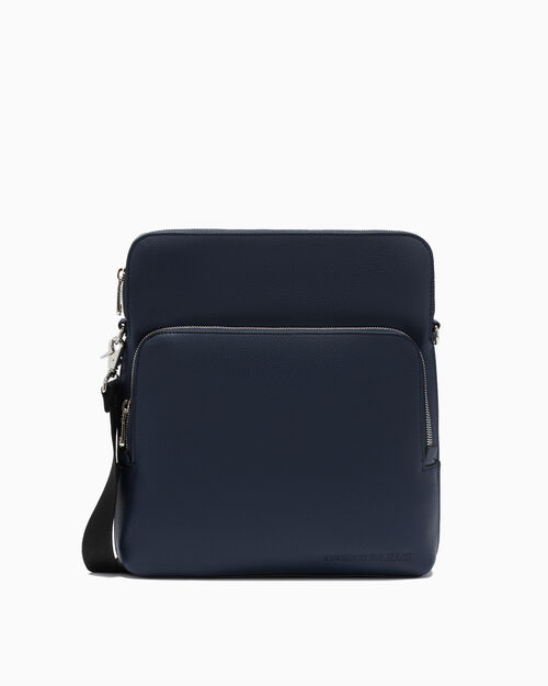 CALVIN KLEIN MICRO PEBBLE FLAT PACK WITH POCKET