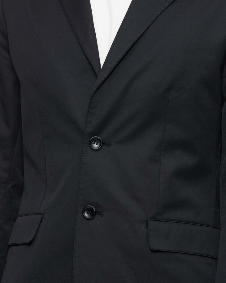 CALVIN KLEIN FITTED WAIST SUIT JACKET