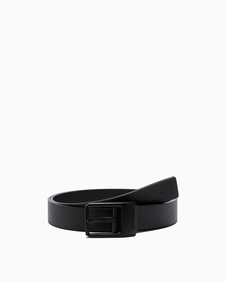 CALVIN KLEIN FACETED BELT 35MM