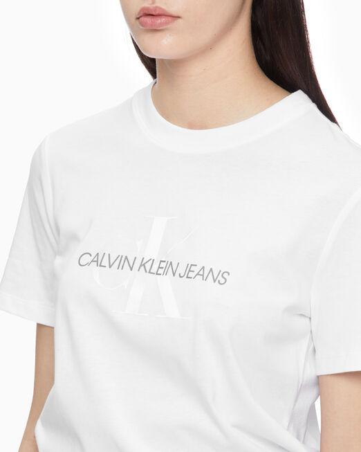 CALVIN KLEIN MONOGRAM 티셔츠