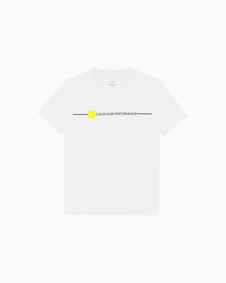 CALVIN KLEIN STATEMENT ESSENTIALS LINE LOGO T シャツ