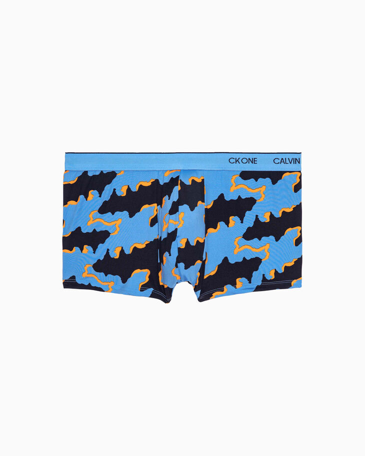 CALVIN KLEIN CK ONE PRINT MICRO LOW RISE TRUNKS