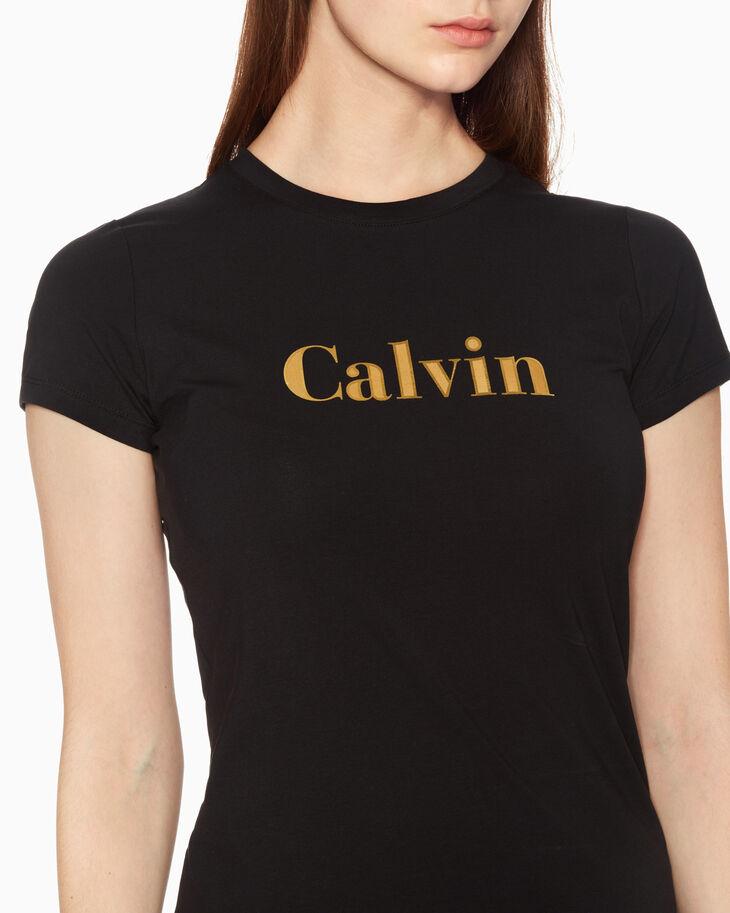 CALVIN KLEIN CNY CAPSULE SLIM TEE