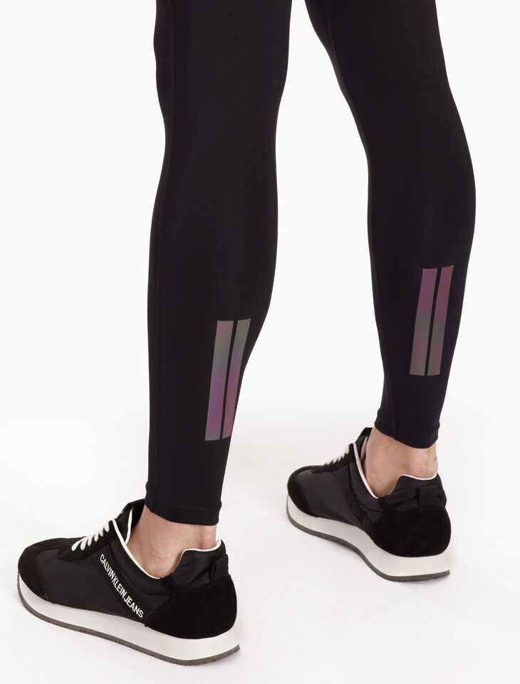 CALVIN KLEIN PRISM REFLECTIVE TIGHTS