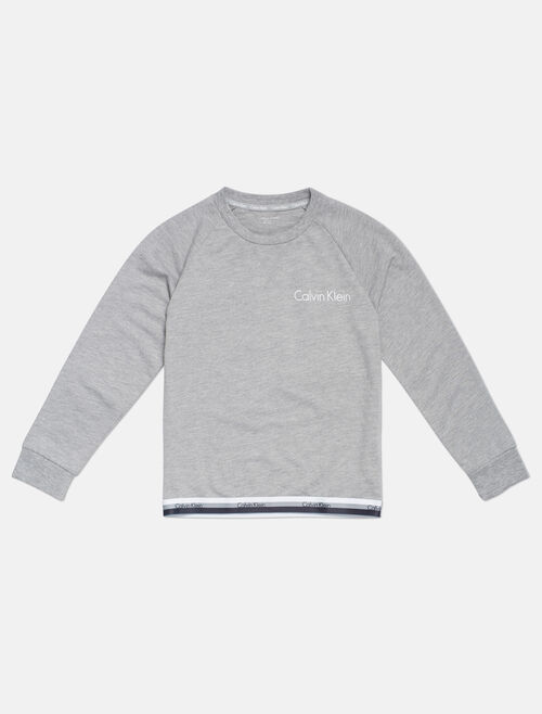 CALVIN KLEIN ボーイズ スウェットシャツ