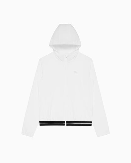 CALVIN KLEIN BASIC LOGO WINDBREAKER