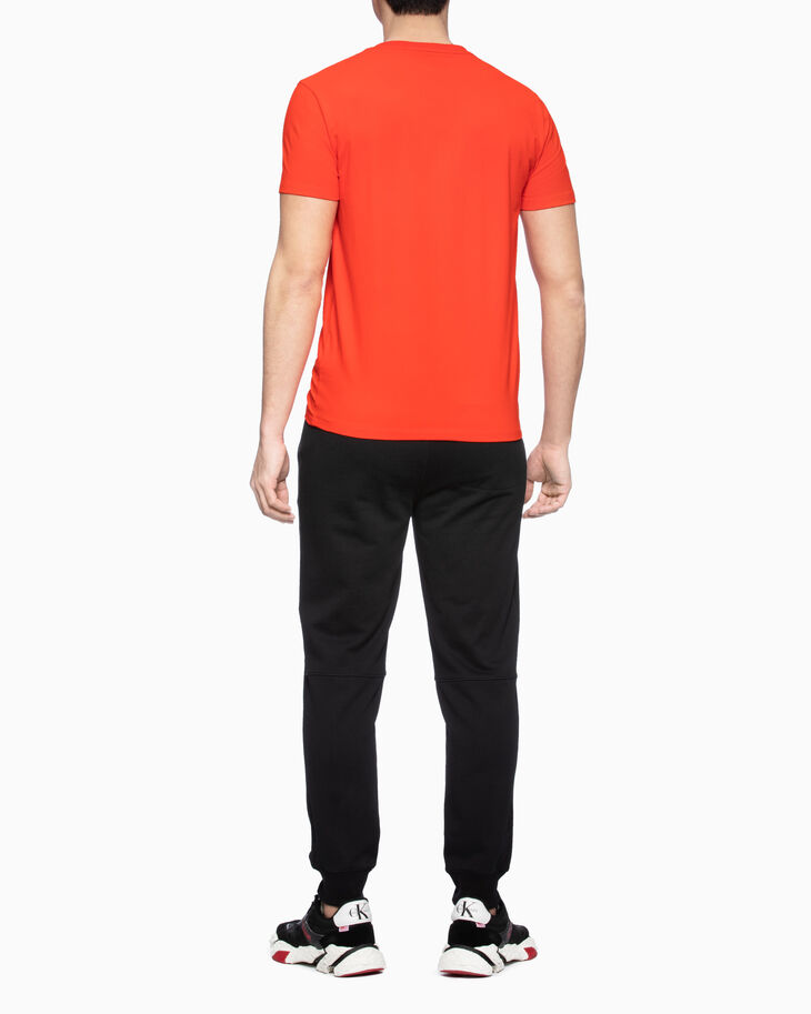 CALVIN KLEIN MONOGRAM SWEAT PANTS