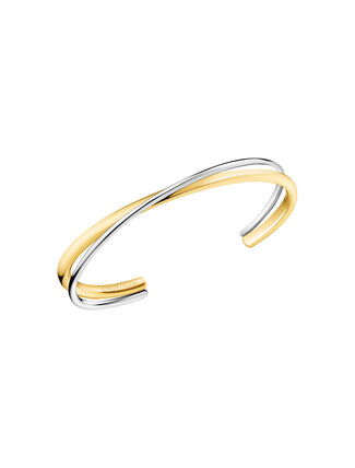 CALVIN KLEIN CALVIN KLEIN DOUBLE BANGLE
