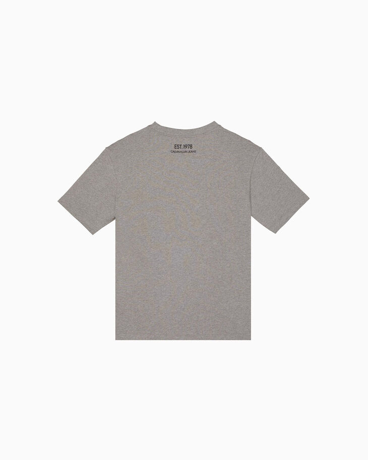 CALVIN KLEIN EST. 1978 EMBROIDERED CREWNECK T-SHIRT