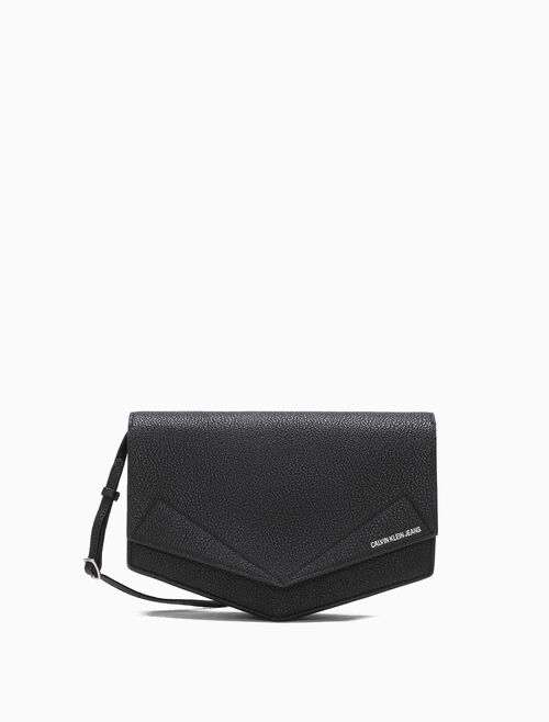 CALVIN KLEIN MEDIUM BOX CROSSBODY BAG