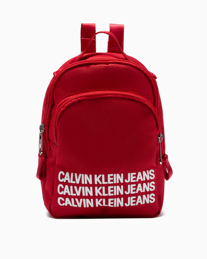 CALVIN KLEIN SPORT ESSENTIALS MINI BACKPACK FOR GIRLS