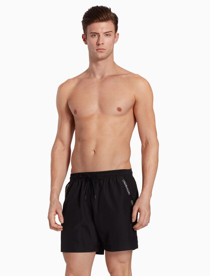 CALVIN KLEIN WOVEN DRAWSTRING SHORTS MEDIUM