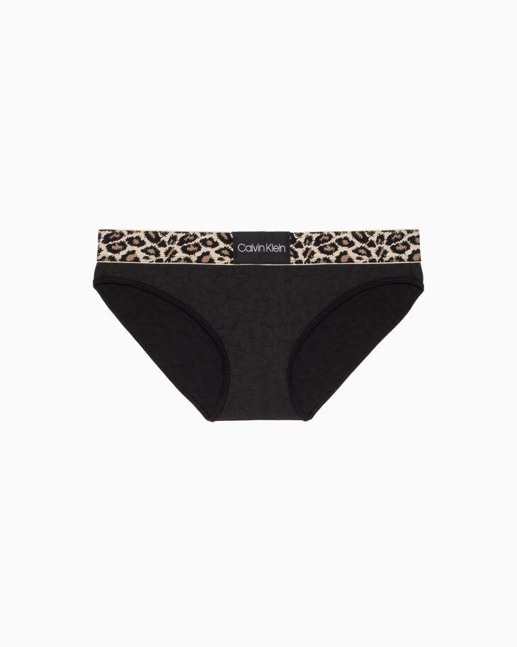 CALVIN KLEIN WOMEN ANIMAL MICRO BIKINI