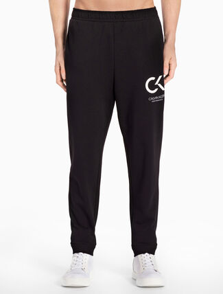 CALVIN KLEIN FRENCH TERRY SWEAT PANTS
