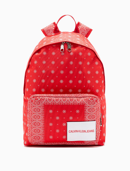 CALVIN KLEIN SPORT ESSENTIALS CAMPUS BACKPACK