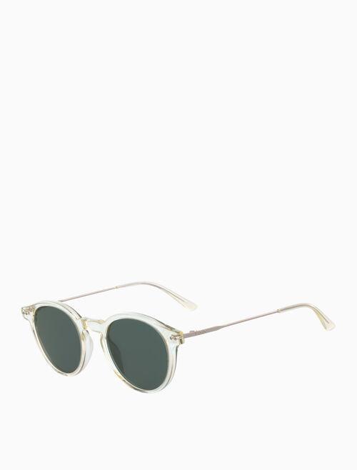5893ebed898 CALVIN KLEIN Round sunglasses