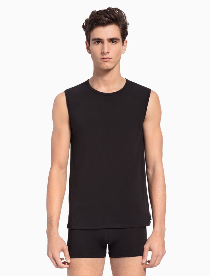 CALVIN KLEIN MODERN COTTON STRETCH 2-PACK TANK TOP