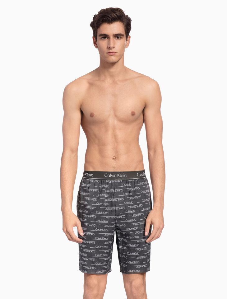 CALVIN KLEIN WOVEN SLEEPWEAR 短褲